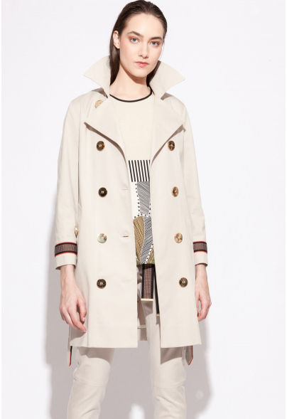 TRENCH-COAT GALOP