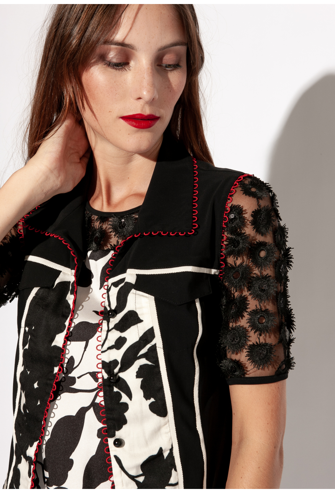 GILET MUSE