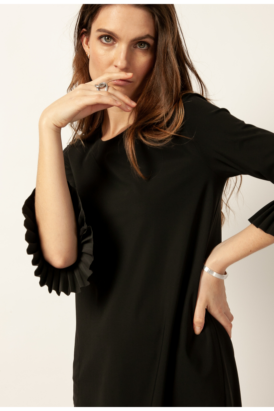 ROBE LUCY noire