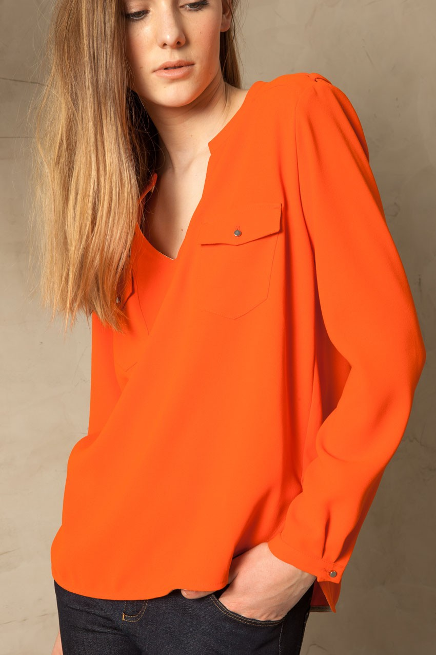 BLOUSE EXUPERY MIMOSA